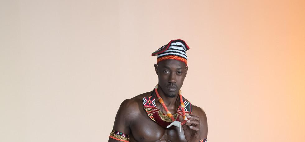 Atoghu- Men's Costume