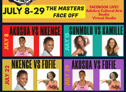 THE MASTERS FACE OFF!