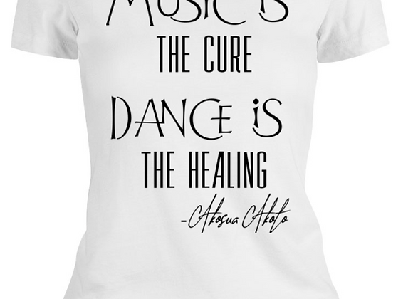 The Cure/The Healing T-shirt (Women's)