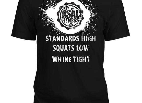 ASA! Fitnes Standards T-shirt (Men's)