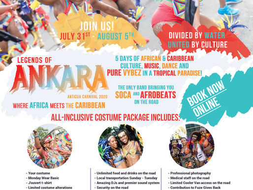 How ASA! Got to Antigua Carnival