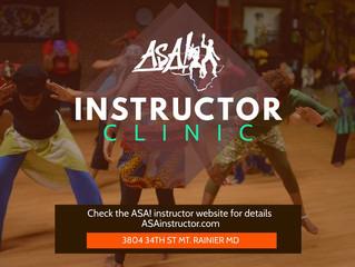 Next Instructor Clinic (January 25, 2020)