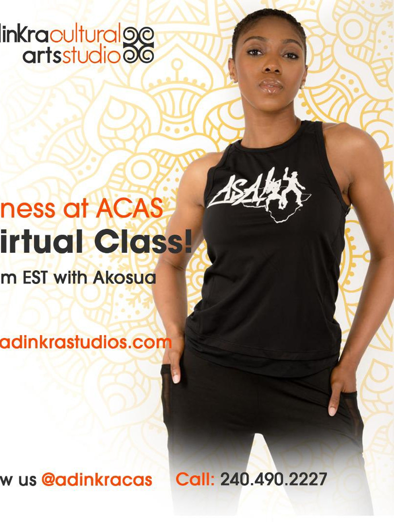 Saturdays 10am with Akosua