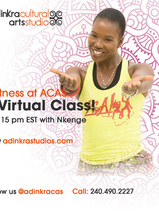 Tuesdays 7:15pm with Nkenge