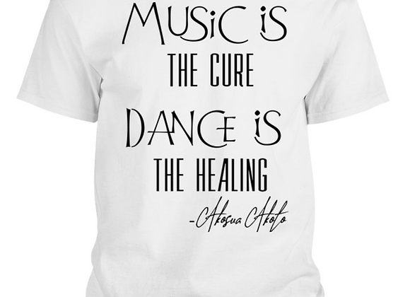 The Cure/The Healing T-shirt (Men's)