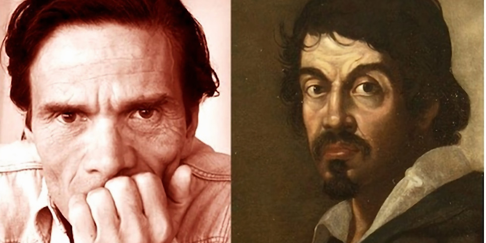 Due ragazzi di vita. Pasolini e Caravaggio a confronto