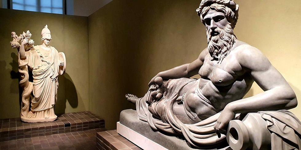 Musei Capitolini mostra i Marmi di Torlonia