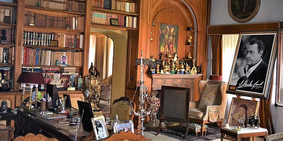 La Casa Museo di Alberto Sordi