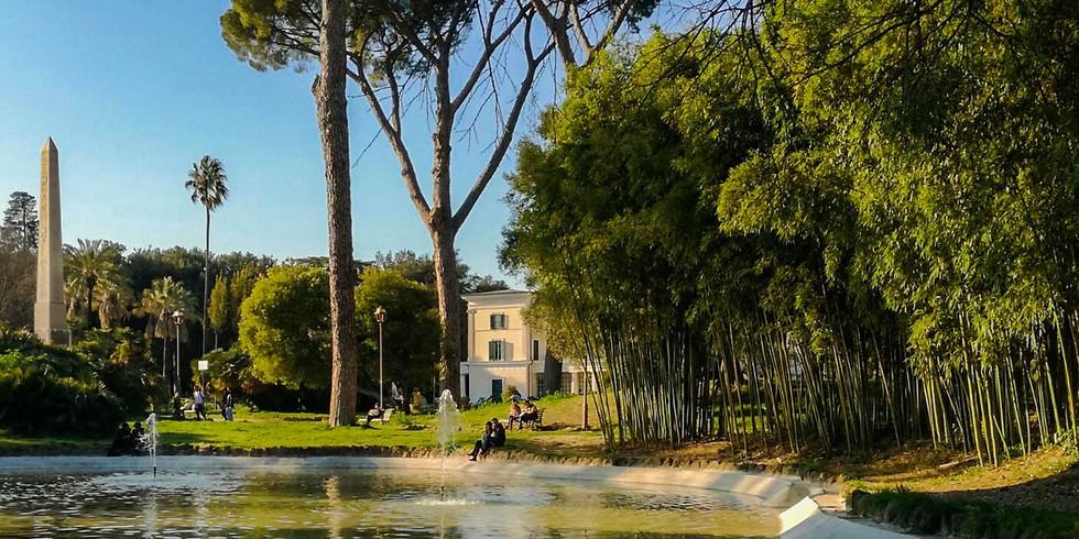 Il trionfo dell'eclettismo. A passeggio nel parco di Villa Torlonia
