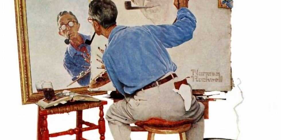 Norman Rockwell - The American Beauty