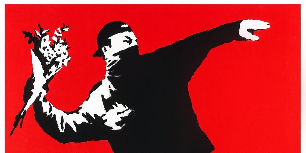 "Mostra ""Banksy a Visual Protest"""