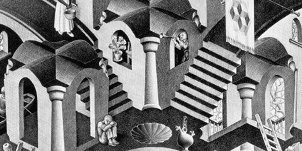 Maurits Cornelis Escher. La compresenza degli opposti