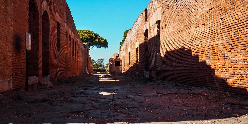 Il commercio da Ostia a Roma | 5° appuntamento