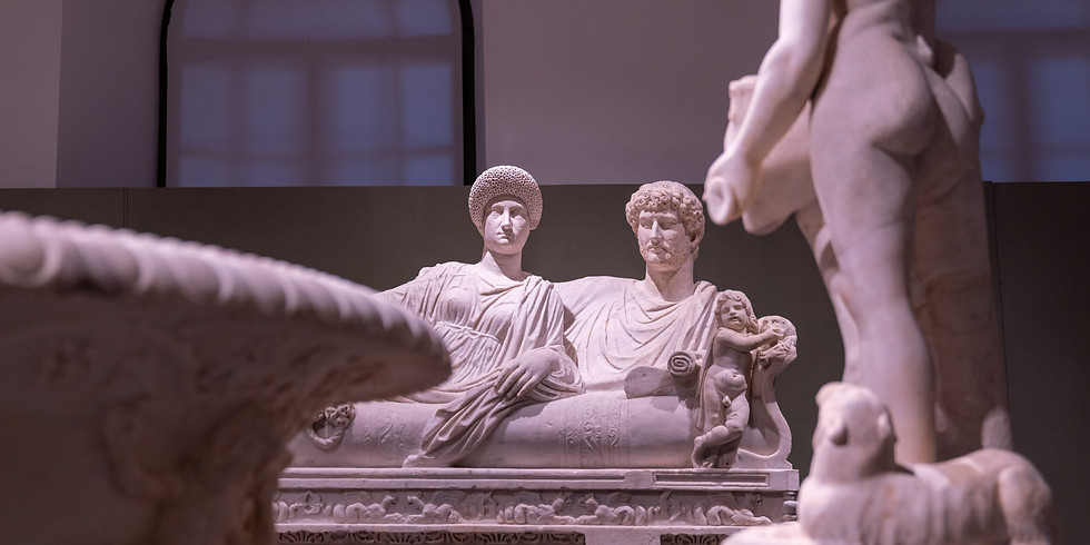 MUSEI CAPITOLINI MOSTRA I MARMI TORLONIA.