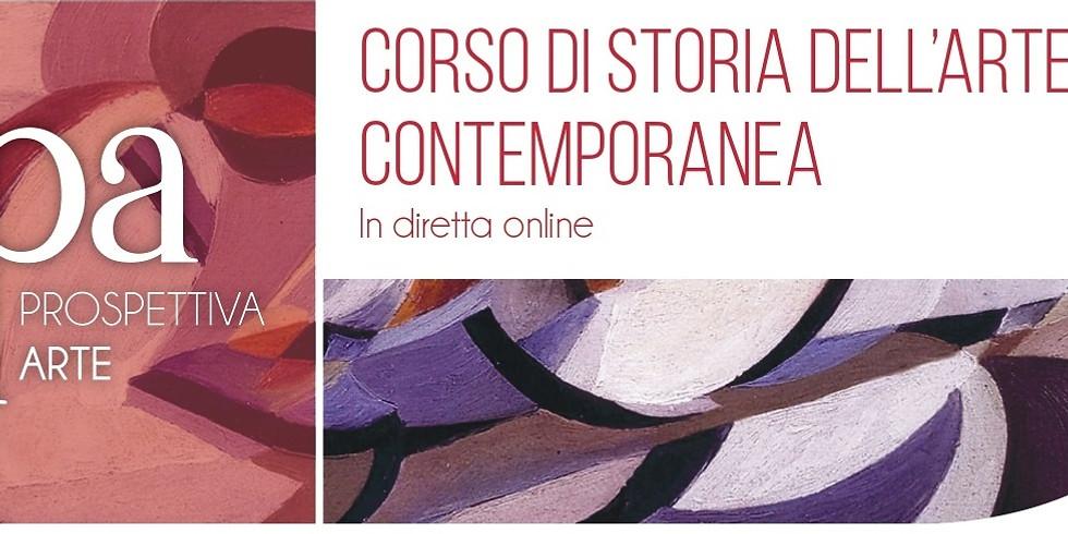 Corso di Storia dell'Arte Contemporanea