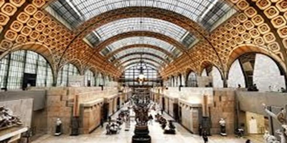 Ci vediamo a Parigi…Il Museo D'Orsay