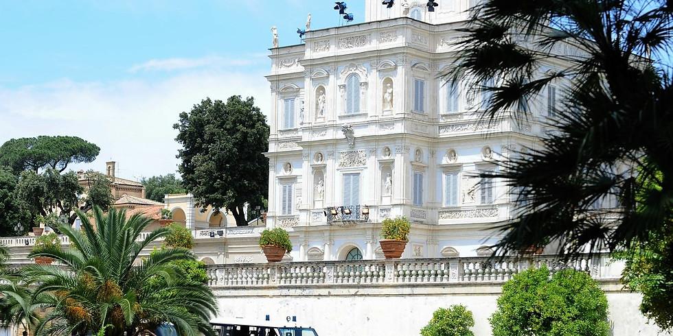 Le Ville storiche. Villa Doria Pamphilj