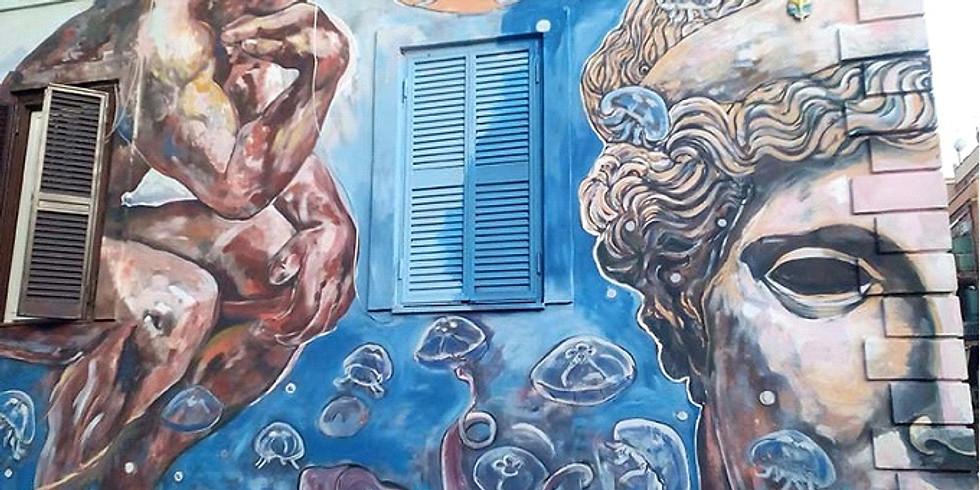 La Street Art a Roma. Immagini e protagonisti
