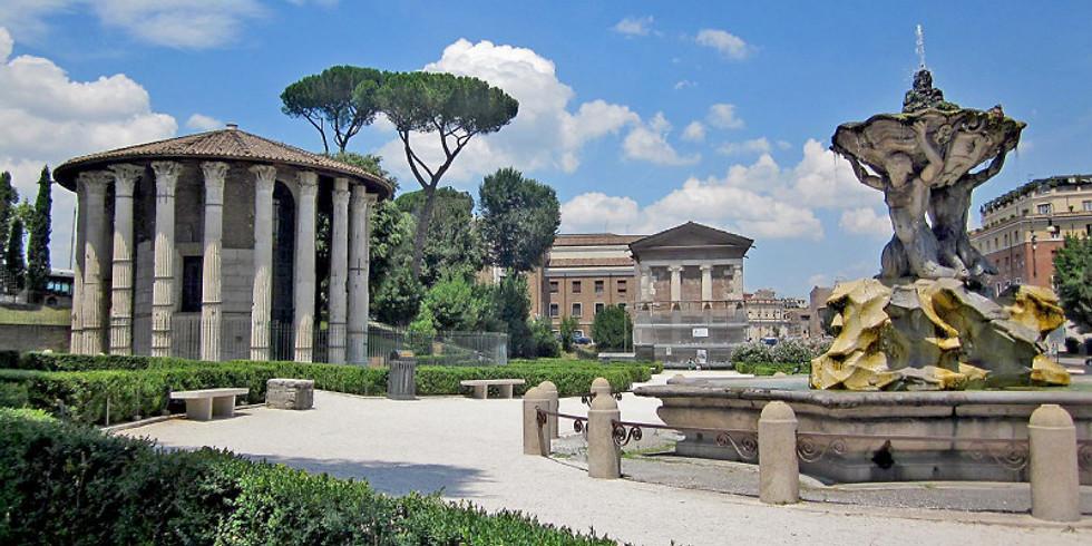 Le stagioni di Roma. Storia della città da Piazza Venezia al Foro Boario