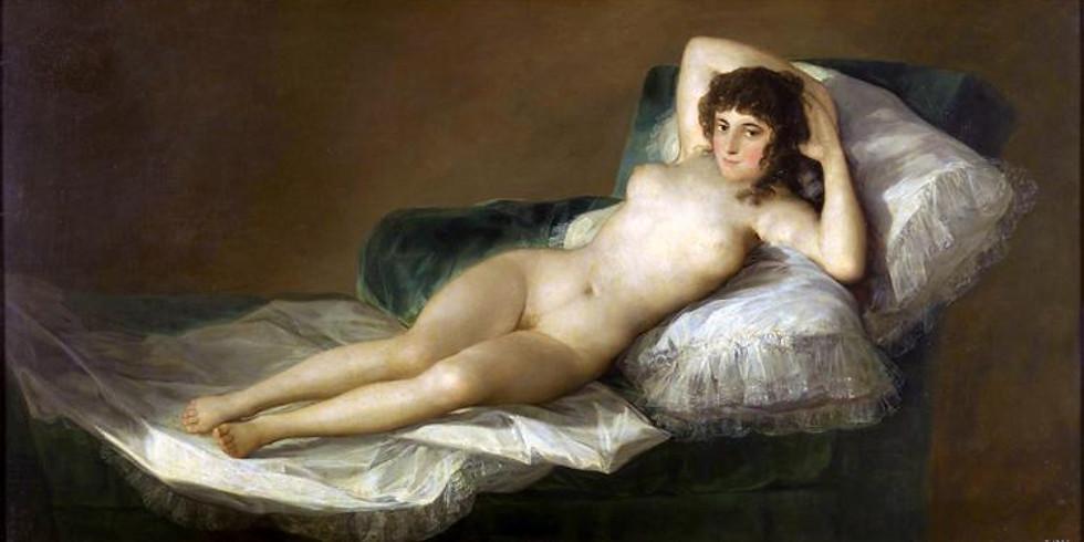 Oltre Afrodite: la demitizzazione del nudo nell'arte tra Illuminismo e Novecento