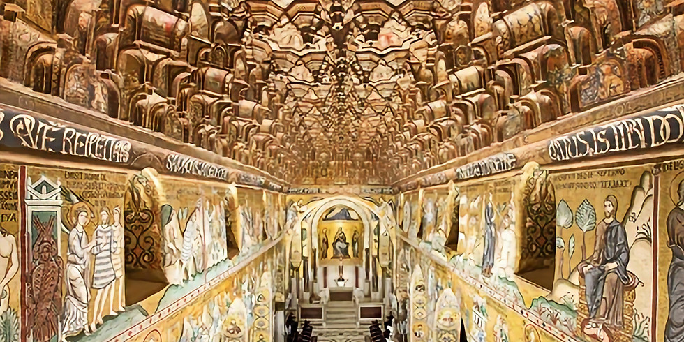 La Cappella Palatina di Palermo