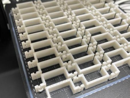 プラスチック形成品の製作