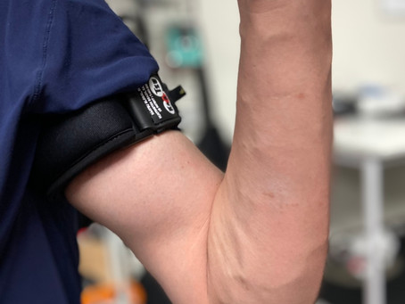 ワクチン注射後は、加圧トレーニングが効果的!