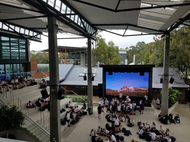 Sydney Centre for Innovative Learning @ Northern Beaches Christian School