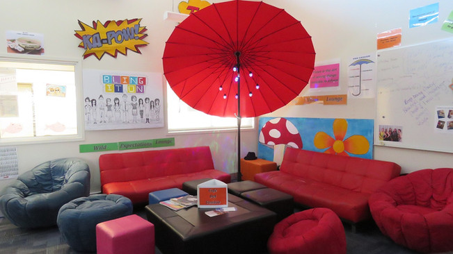 Successful Shifts to Innovative Learning Spaces