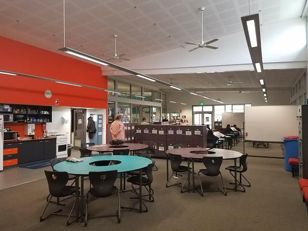 Nice Space. Aligned Pedagogy. Bad Acoustics.