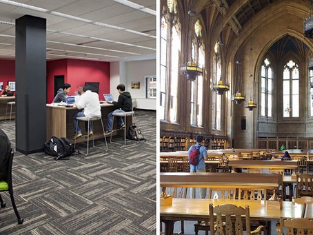A Tale of Two Libraries: Design and Behavior