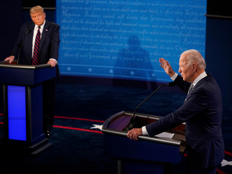 Lessons from the Presidential podium
