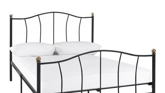 Paisley Double Bed
