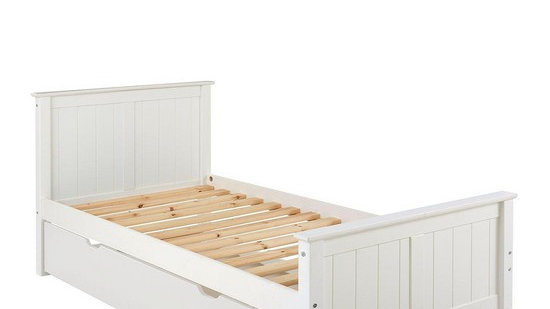Classic Novara Single Bed) – Excludes Trundle