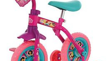 Disney Princess Disney Princess 2-in-1 10inch Training Bike