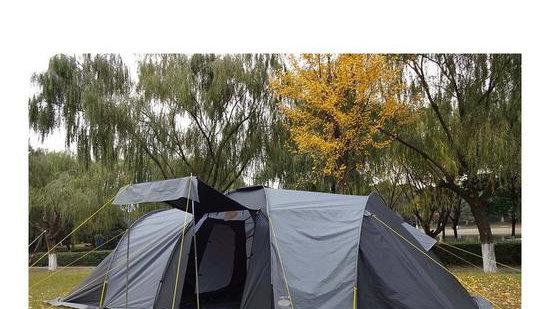 Highland Trail Ohio 8 Man Tent