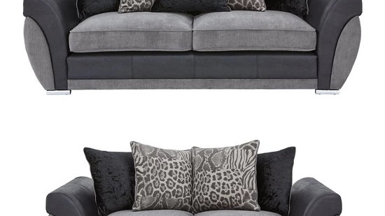 hilton 2 + 3 seater sofa set