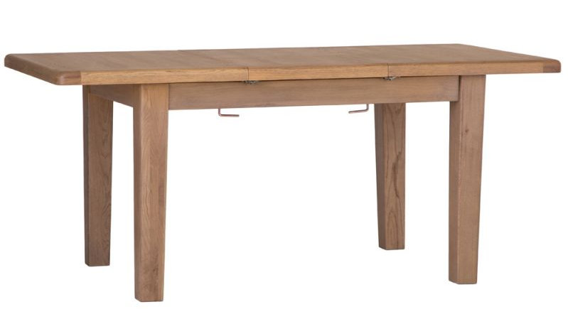 Wessex Smoked Oak 1.3m Extending Dining Table
