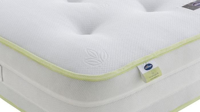 Silentnight Eco Comfort Breathe Pocket 1200 Mattress KING