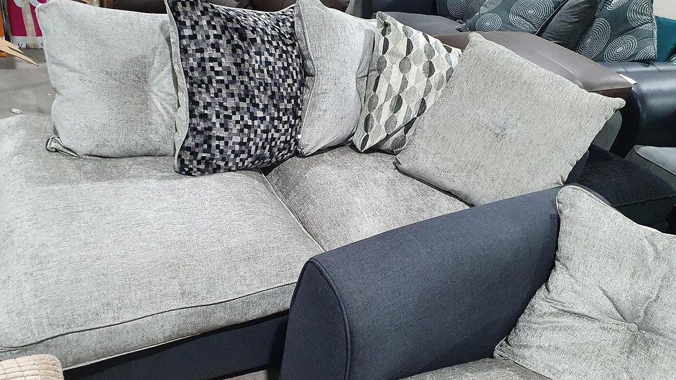 Juno Fabric Single Chaise