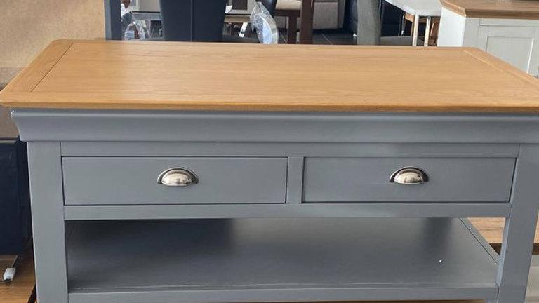 Fontana Coffee Table Grey/ oak