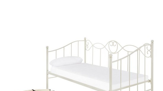 Juliette Day Bed With Trundle