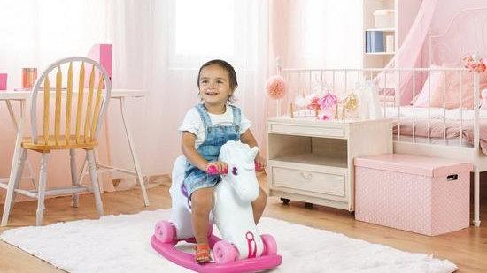 Dolu Rocker & Unicorn Ride On