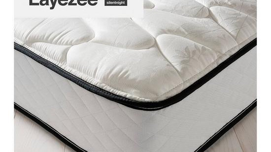 Layezee Silentnight Addison 800 Pocket Mattress
