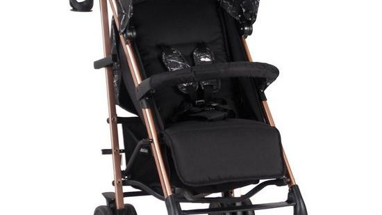 My Babiie Dreamiie by Samantha Faiers MB51 Black Marble Stroller
