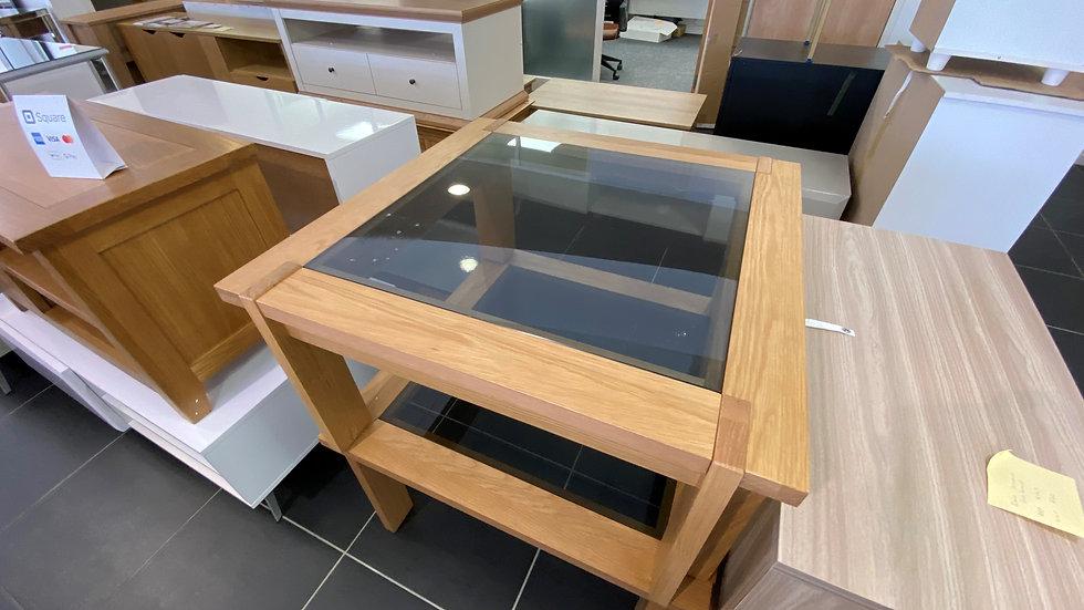 Clearmount III coffee table