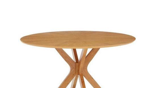 New Starburst 120 cm Round Dining Table
