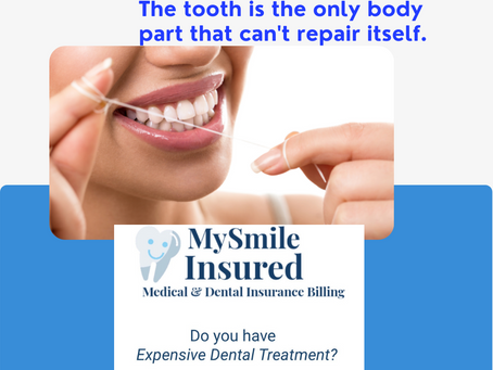 Did you know that teeth are the only body part that cannot repair itself?!?!