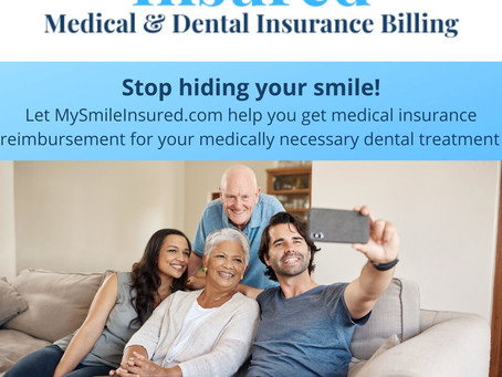Can Medical Insurance really pay for dental implants?