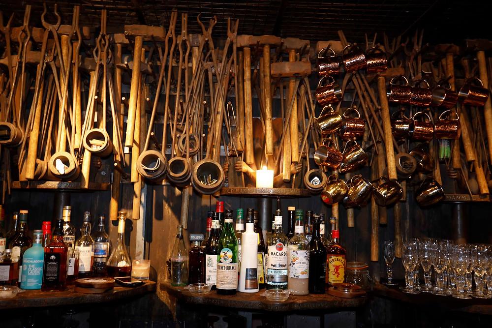 The bar in Iron Fairies